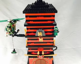 Lego Lamp - Ninjago The Lost Temple (JUMBO)