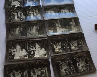 Stereograph Slides