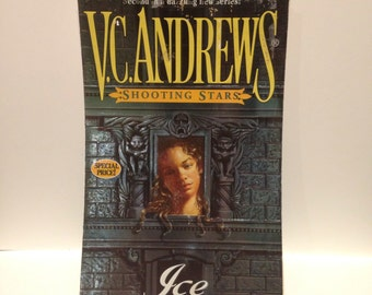 Recycled Teen Horror V.C. Andrews Blank Spiral Notebook