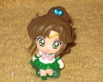 Sailormoon - Sailor Jupiter Figurine Made Into Your Choice of Options