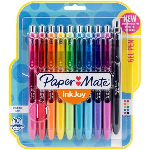 Paper mate ink joy gel pens mm set of planner