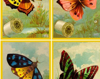 Four ready to sew quilt blocks by American Quilt Blocks