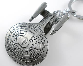 Star Trek Replica Key Chains