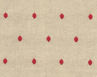 Moda - French General - Rouenneries Deux - Dobby Dot - Home Decor Fabric - By the Yard Listing