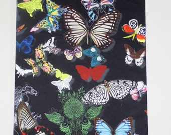 Designers Guild Butterfly Parade Fabric Art Picture
