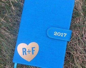 R+F Weekly Planner