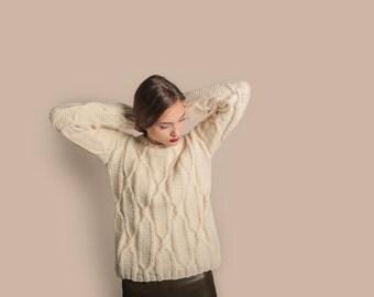 Bethnal Green Sweater knitting kit