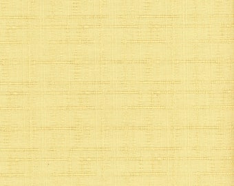 Cream Dobby Weave Solid from Kobayashi of Japan Cotton Quilting and Apparel Fabric by the Half Yard KC-8260-A