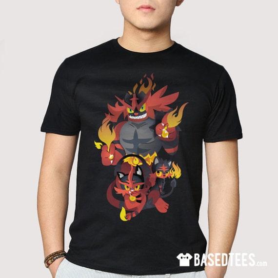 Fire starters fanart T-shirt