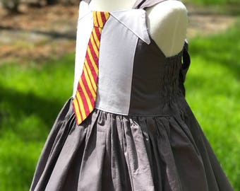 Hermione Granger Dress. Harry Potter Dress