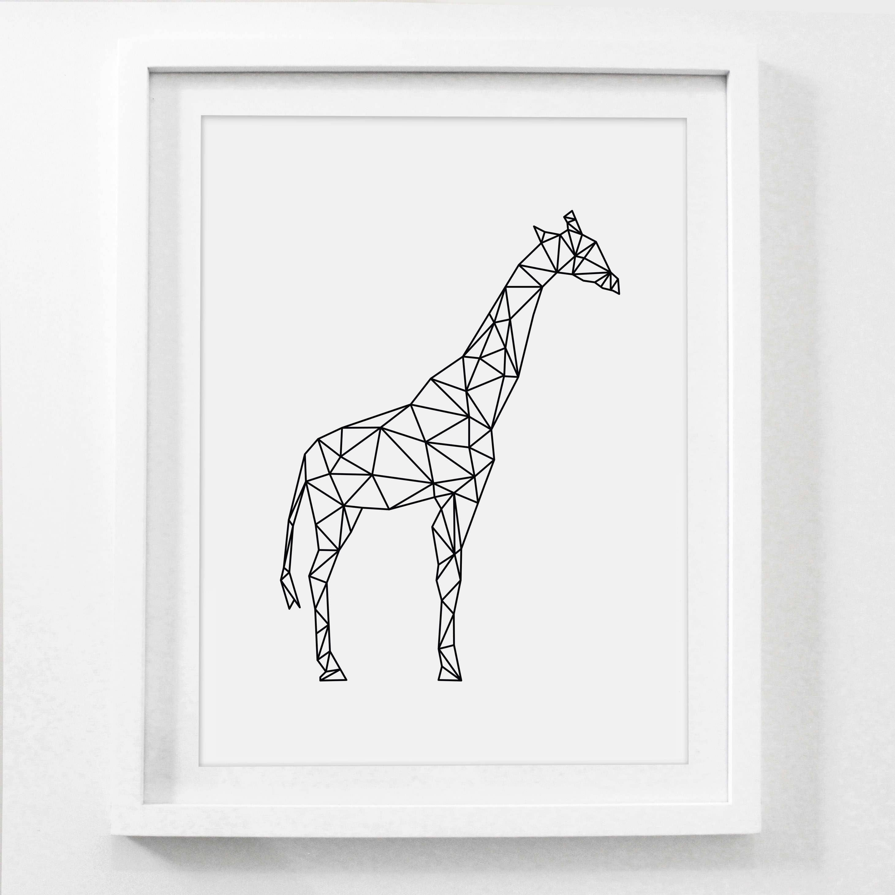 Digital nursery art giraffe art prints nursery wall prints zoom amipublicfo Gallery