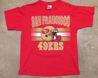 Vintage 1990s San Francisco 49ers Garan Brand T-Shirt