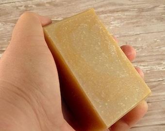 Cracklin Birch,  bergamot, orange, lemon, Handmade Soap, Soap for women, Best Handmade Soap, All Natural Soap,