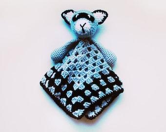 Baby Raccoon Blanket - Raccoon Baby Blanket - Baby Raccoon Lovey - Raccoon Baby Lovey Blanket - Raccoon Blanket - Raccoon Baby Gift