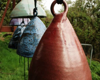 Large Ceramic Bell
