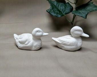 Ceramic Ducklings (2)