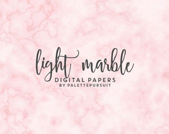 SALE Fourth of July Digital Paper Background, Marble Texture, Marble Blog Banner Wedding Invitation Logo, Commercial Use