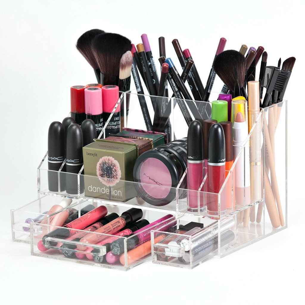 Design Makeup Holder makeup organizer arya acrylic makeup