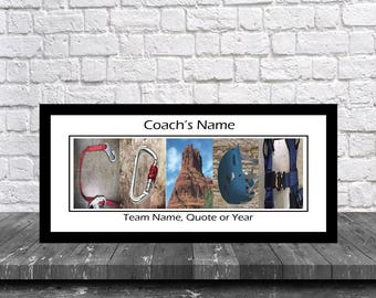 Rock Climbing Gift, Gift for Climber, Gift for Rock Climbers, Mountain Climber Print, Extreme Sports, Gift for Climber, Mountain Climbing