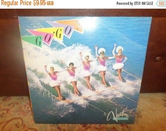 Save 30% Today Vintage 1982 Vinyl LP Record The Go Go's Vacation IRS Records Excellent  Condition 5001