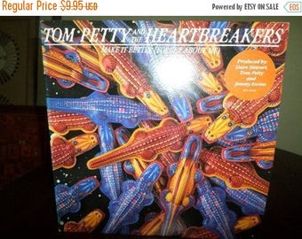 Save 30% Today Vintage 1985 Vinyl EP Record Make It Better (Forget About Me) Tom Petty Heartbreakers Very Good Condition 7266