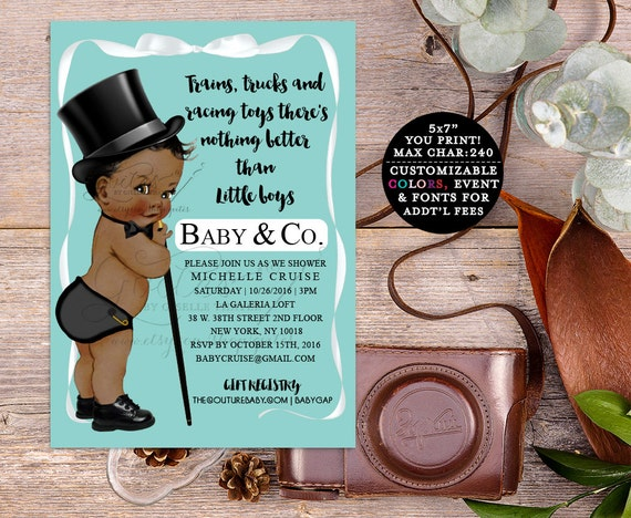 american baby shower invitation boy baby and co boy baby and company