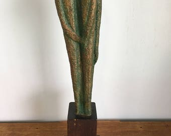 Monumental Mid Century Sculpture. FREE SHIPPING SALE!! 175