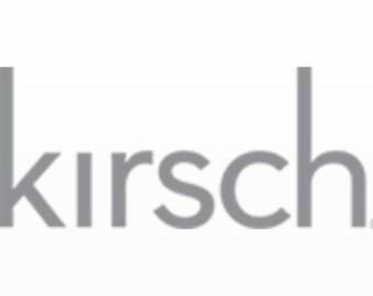 Kirsch Empire Center Draw Traverse Rods 66-120