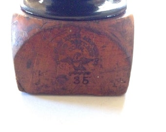 Rare, EAGLE logo, L.Bailey's patent, Stanley no.35 transitional smooth plane