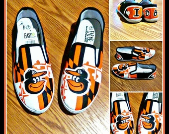 Baltimore Oriole's Shoes
