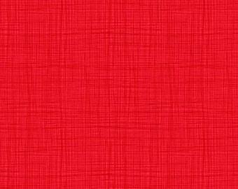 "Makower.UK ""Linea"" true red"