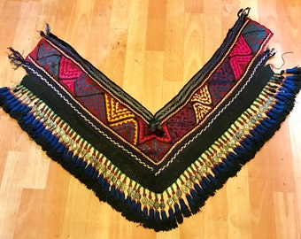 Uzbek tassel old vintage tassel ethnic tribal tassel decorative tassel accessories tassel