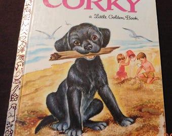 A Little Golden Book Corky