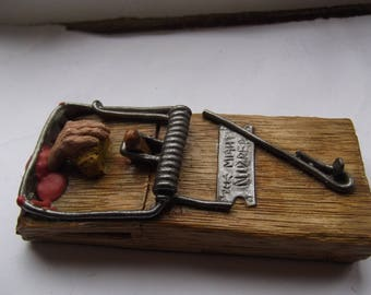 vintage Clarecraft figure- The Mightly Nipper