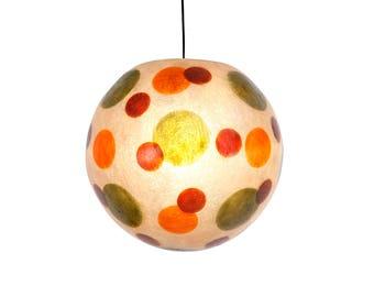 Flesh Dots ball lamp