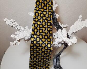 FREE  SHIPPING  Silk Versace Tie