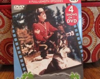 Sergeant Preston of the Yukon DVD Video Vol.2