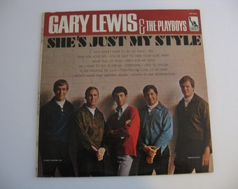 Gary Lewis & The Playboys - She's Just My Style - 1966