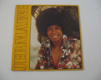 Jermaine Jackson - Self Titled - Circa 1972