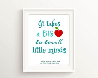 Daycare Quotes Magnificent Teacher Quotes  Etsy