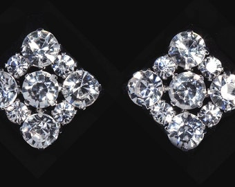 Style # 16312 Clustered Post Earrings