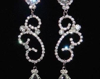 Style # 15337 - Paisley Dangle Earrings