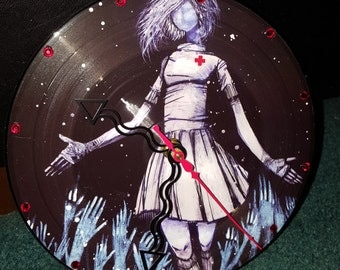 The Assailant - Nurse Picture Disc - Clock