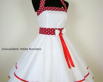 petticoatdress,bridaldress,weddingdress,neckholderdress,dress,Rockabilly,Rockabella