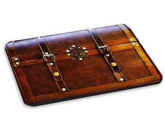 Treasure Chest PC Computer Mouse Mat Pad