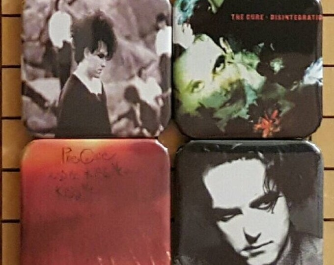 Fridge Magnets, The Cure, Magnets, Photo Magnets, Kitchen Magnets, Robert Smith