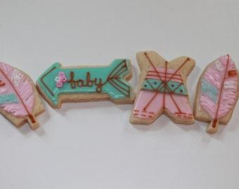 BOHO Vanilla Sugar Cookies 1 Dozen