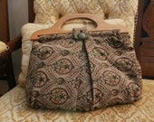 Vintage & Retro Handbags, Purses, Wallets, Bags Vintage style handbag $20.00 AT vintagedancer.com