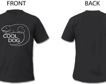 T Shirt Cool Dog Funny