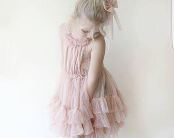 Multi-Layer Cake Dress